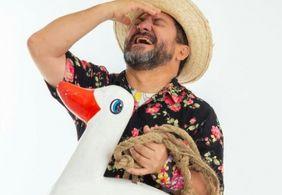Morre o humorista 'Epaminondas Gustavo', vítima de complicações da Covid-19