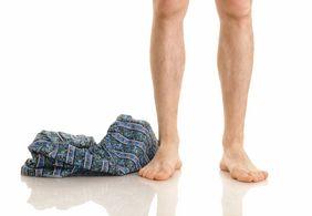 Conheça os incríveis benefícios de ficar nu em casa