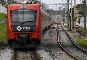 Falha técnica paralisa circulação de trens em São Paulo