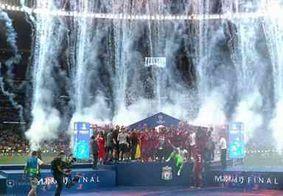 Liverpool vence o Tottenham e é hexacampeão da Champions League