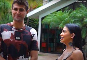 Rezende e MC Mirella surgem juntos na web e surpreendem seguidores