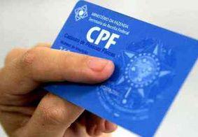 Receita mostra como regularizar CPF por email; veja