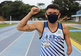 Petrúcio Ferreira, recordista mundial