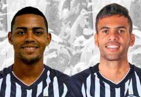 Botafogo-PB anuncia dois volantes para reforçar elenco na temporada