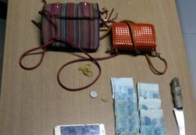 Travesti é presa suspeita de roubar R$ 5.000 de empresário em bairro nobre de João Pessoa