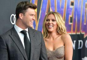 Scarlett Johansson e Colin Jost se casam em cerimônia íntima
