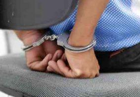 Preso homem suspeito de abusar sexualmente da enteada de apenas três anos na PB