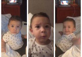 Erick Jacquin publica momento fofo com gêmeos e Antonie rouba a cena; veja