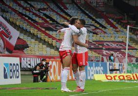 Série A: Internacional goleia Flamengo por 4 a 0