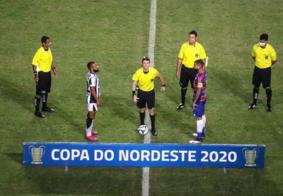 Ceará é primeiro finalista da Copa do Nordeste 2020