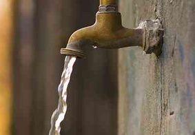 Bairros de João Pessoa ficam sem água nesta terça-feira (2); veja quais