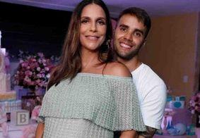 Ivete Sangalo mostra como estão enormes as filhas gêmeas