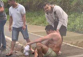 Após sofrer AVC, investigado na Operação Calvário tem quadro clínico estável