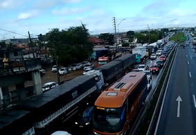 """""""Chegou ao limite"""", diz agente da PRF sobre mobilizações na Paraíba"""