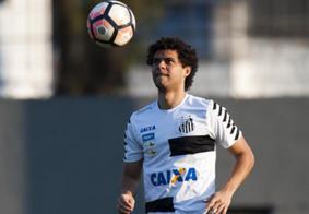 Lateral paraibano do Santos, Victor Ferraz é especulado no Grêmio