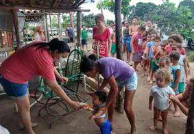 Leite de pequenos produtores da PB é distribuído entre famílias carentes