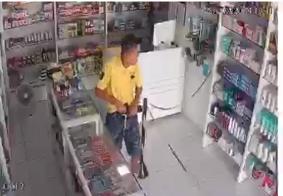 Após novo crime, polícia volta a prender assaltante que tinha sido solto há 15 dias na PB