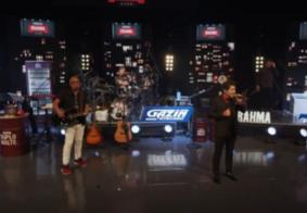 AO VIVO: Daniel e Roupa Nova cantam os maiores sucessos em live do dia dos namorados