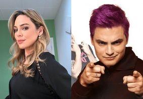 """Após expressões no 'SBT Brasil', Felipe Neto elogia Rachel Sheherazade: """"Ícone de evolução"""""""