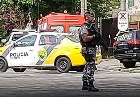 Policial tem surto psicótico, altera trânsito e provoca acidente