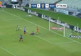 Fortaleza vence o Bahia e assume liderança do Grupo B na Copa do Nordeste