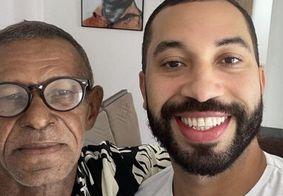 Gil do Vigor reencontra o pai depois de 15 anos