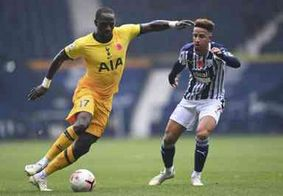 Harry Kane salva o Tottenham e garante vitória contra West Brom