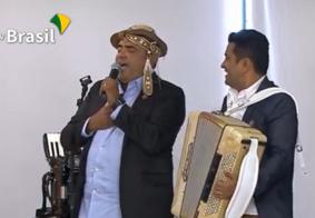 Vídeo: confira a homenagem póstuma a Pinto do Acordeon; paraibano é declarado patrimônio cultural