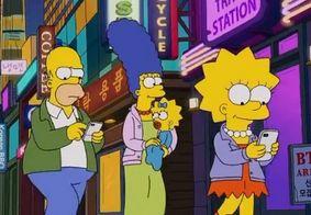 Episódio de 'Os Simpsons' faz referência ao BTS; assista