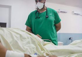 PB tem 379 pacientes internados para tratamento contra a Covid