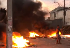 População protesta contra excesso da PM na 'Torre de Babel'; um jovem foi morto