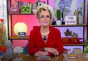 Ana Maria Braga, no jogo de panelas