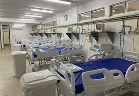 Mais 53 leitos para Covid-19 são ativados em hospital de João Pessoa
