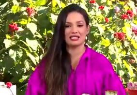 Juliette fala sobre retorno à Paraíba