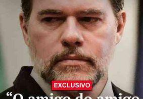 Alexandre de Moraes volta atrás e revoga censura de reportagens que citam Dias Toffoli