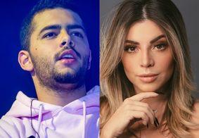 "Após suposta ""cena de ciúme"" ao vivo, web aponta romance entre Gkay e Pedro Sampaio; veja"