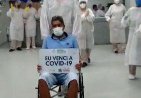 Hospital de Clínicas dá alta a 11 pacientes de Covid-19, em Campina Grande