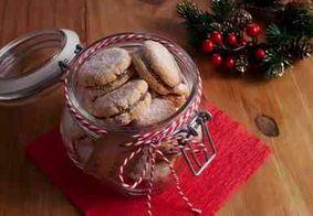 Aprenda a receita dos biscoitos de Natal da chef Paola Carosella