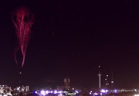 Fenômeno raro é registrado no céu de João Pessoa; veja o vídeo