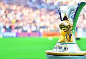 Campeonato Brasileiro distribuirá quase R$ 64 milhões em prêmios; Veja quanto recebe o campeão da Série A