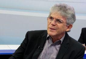 """Advogado de Ricardo Coutinho diz que uso de tornozeleira eletrônica é """"excesso e totalmente desproporcional"""""""