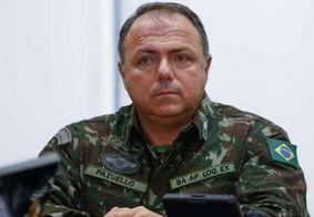 Ministro da Saúde, Eduardo Pazuello, pede demissão do cargo