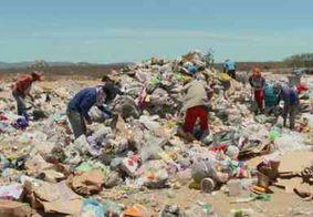 Catadores encontram recém nascido em lixão no interior da PB