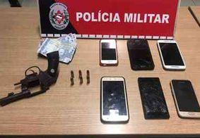 Dois homens são presos após arrastão em vários bairros de João Pessoa