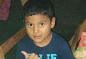 Menino de 5 anos morre ao cortar fio de ventilador com tesoura