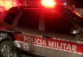 Tentativa de assalto em academia termina com troca de tiros e um ferido em João Pessoa