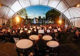 Apresentações no Parque da Lagoa marcam encerramento do 5º Festival Internacional de Música Clássica de JP