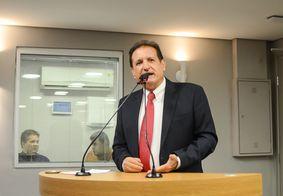 Hervázio volta ao cargo de deputado na ALPB
