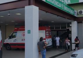 Bebê que caiu do colo após mãe ser agredida segue hospitalizada; ninguém foi preso