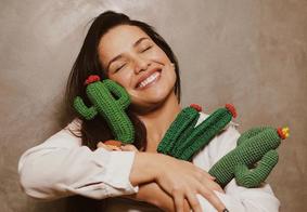 Juliette fala sobre parceria com Chico César: 'Tão fofo e tão humilde'